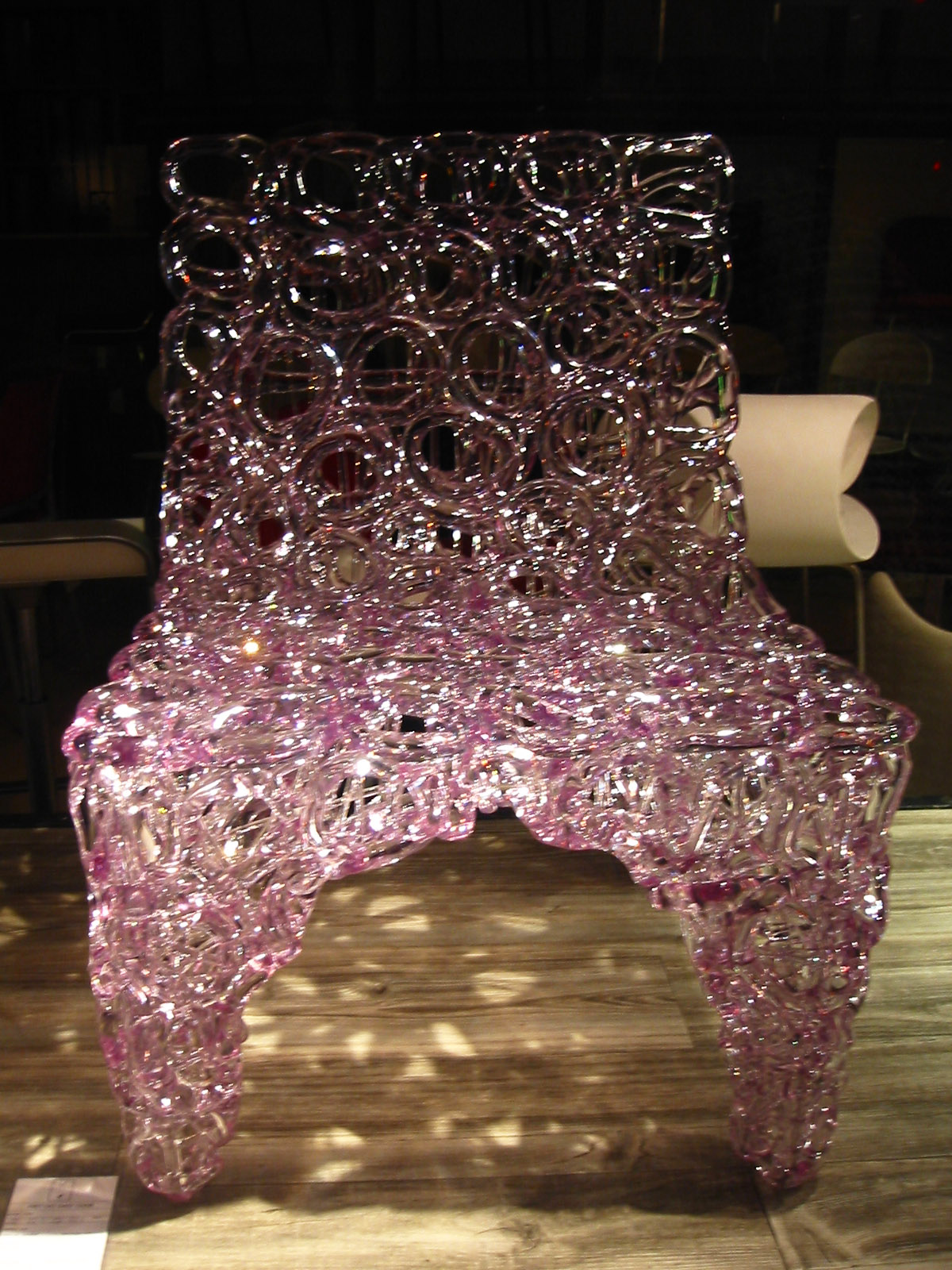 paris chair design