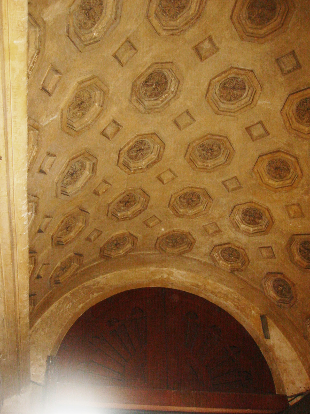 Paris ceiling detail