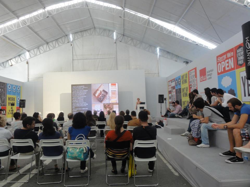 designmixer ın idw deki konferansı