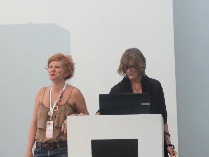 Designmixer presentation at İstanbul Design Bloggers Meeting