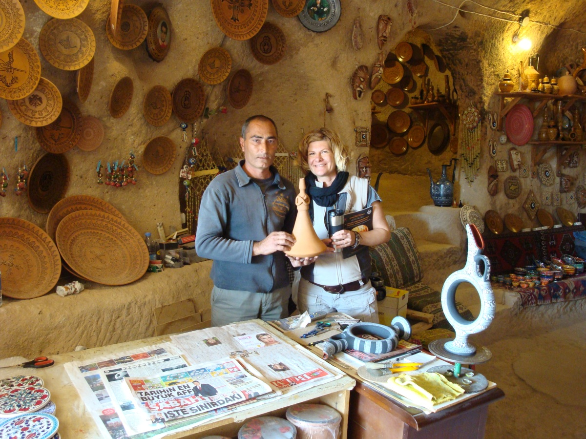 Do you know about Pottery Art in Avanos?