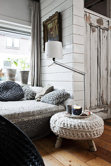 nordic knitted comfort