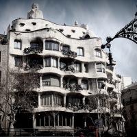 Barcelona, a fairy city living in Art Nouveau Style