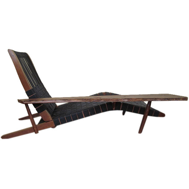 George Nakashima - Long Chair