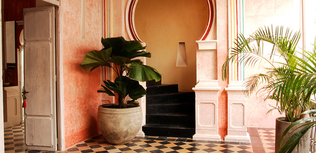 Colombian Colonial Style Guest House