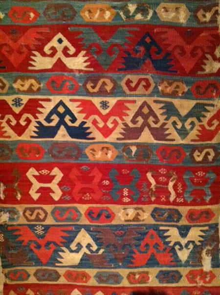 anatolian kilim