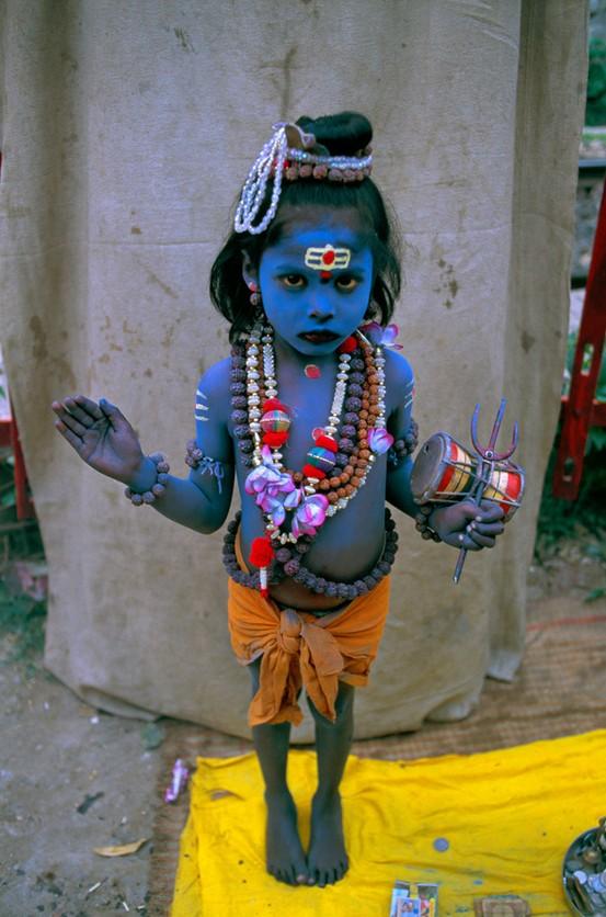 color festival india