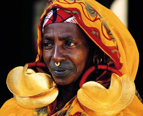 Fulani Woman, Mali