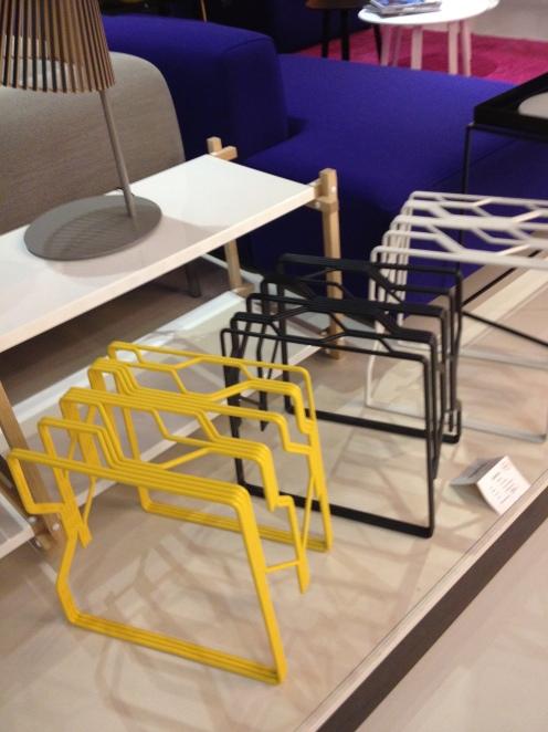 Hay Design Metro Yan Sehpa - Peter Johansen tasarımı