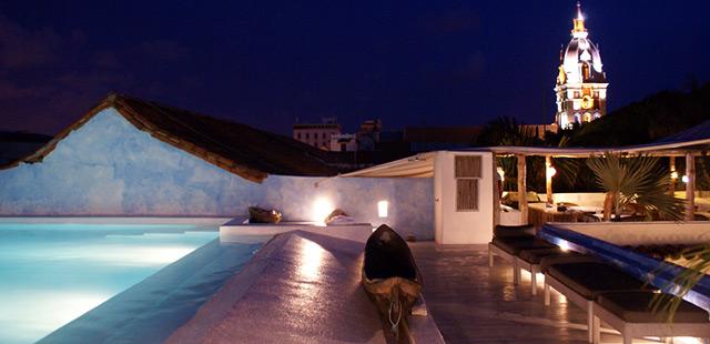 La Passion Hotel Roof