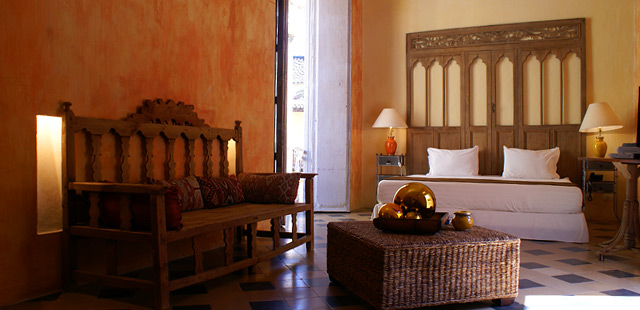 La Passion Hotel room