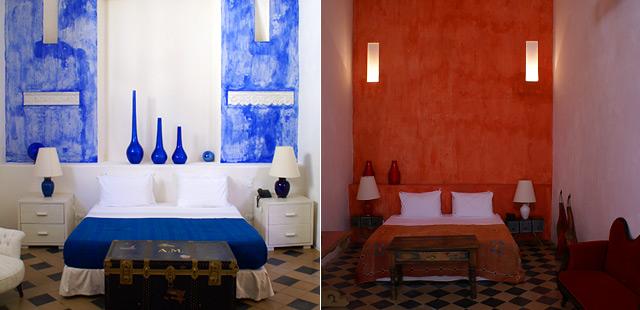 La Passion Hotel rooms