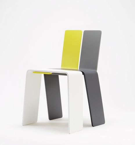 KIBISI tasarımı Hay Design Shangai chair