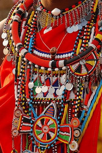 Tribal Adornments, Kenya
