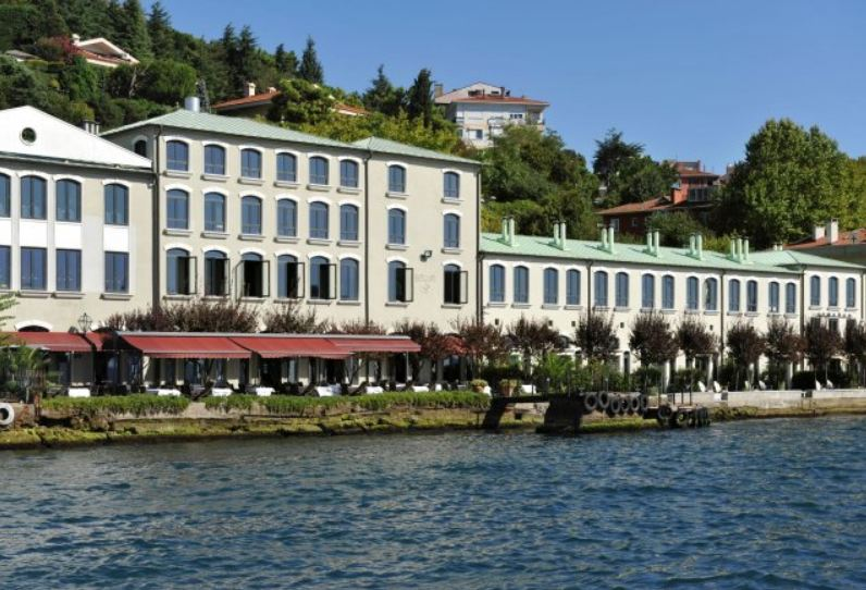 Sumahan Hotel by bosphorus