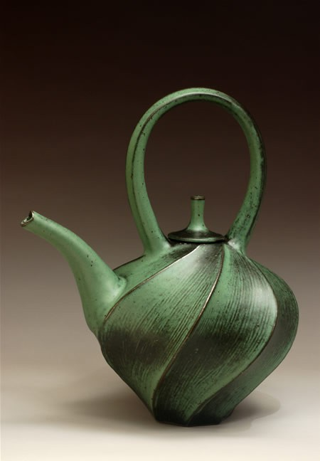 Tea Pot by Jim Connell