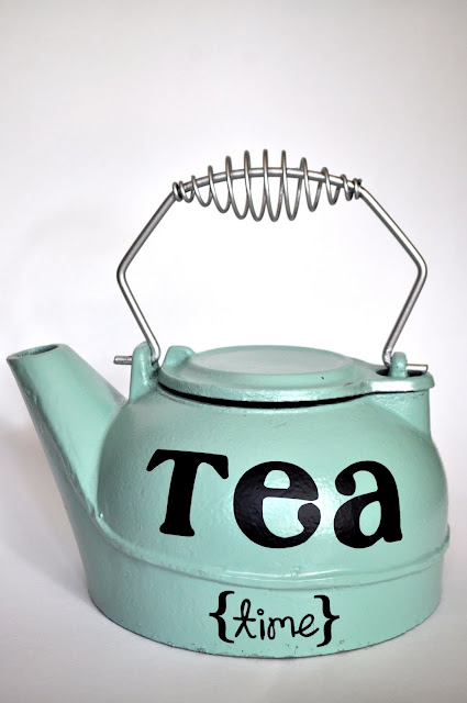 Tea Time kettle