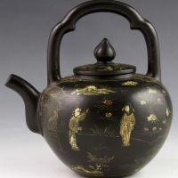 Dünyanın çayını pişiren çaydanlıklar
