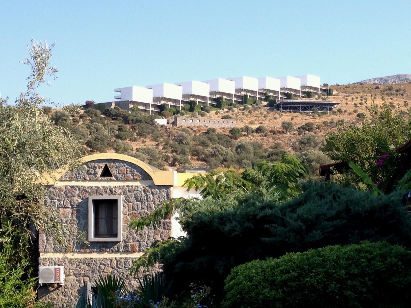 Bodrum Architecture