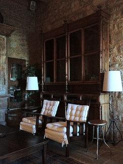 Interior style of ada hotel