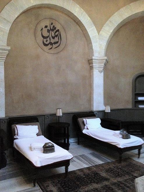 Ottoman style Turkish Hammam, ada hotel