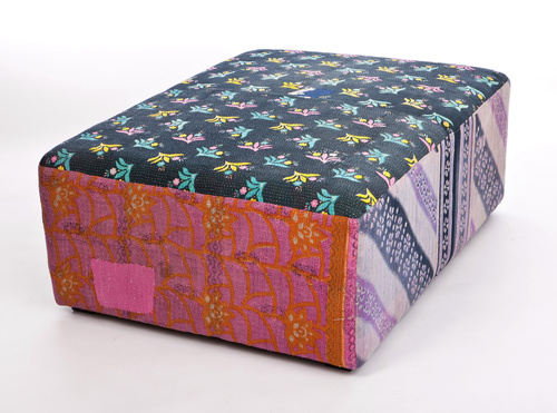 Hay design quilt ottomans at diseno store