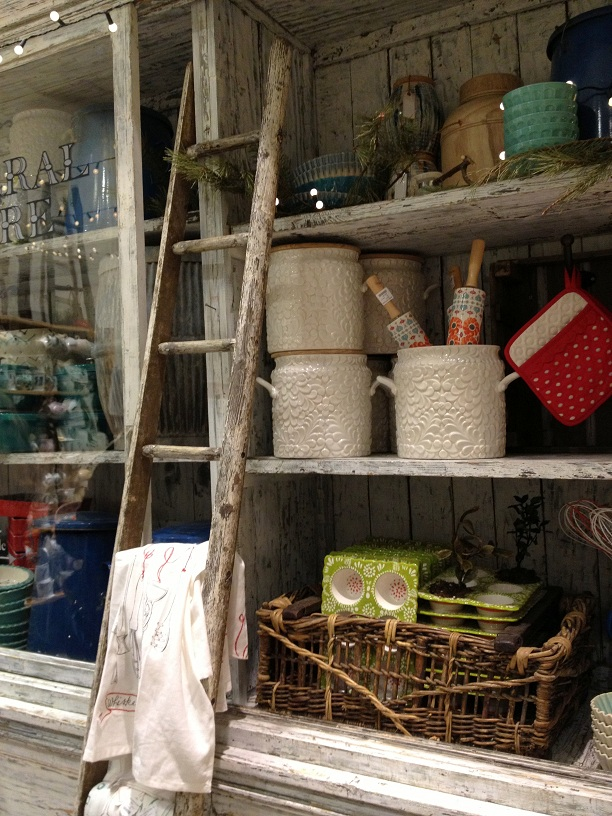 Anthropologie Store in London