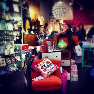 A store in Portobello