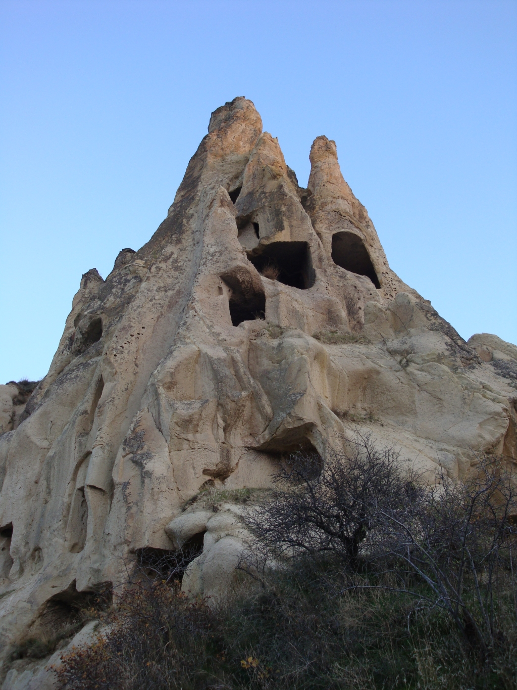Fairy Chimney houses of Cappodocia