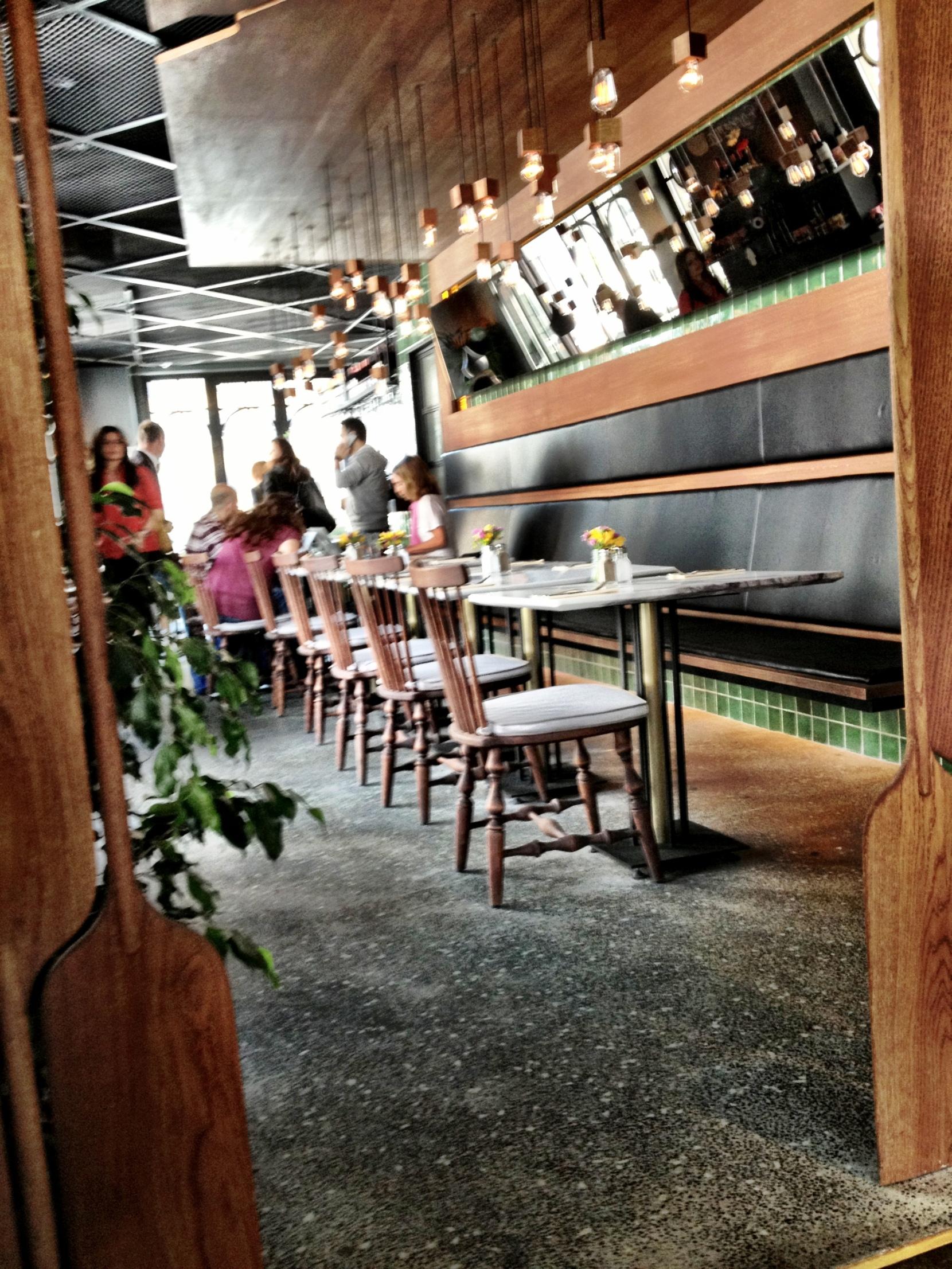 Forneria Restaurant design