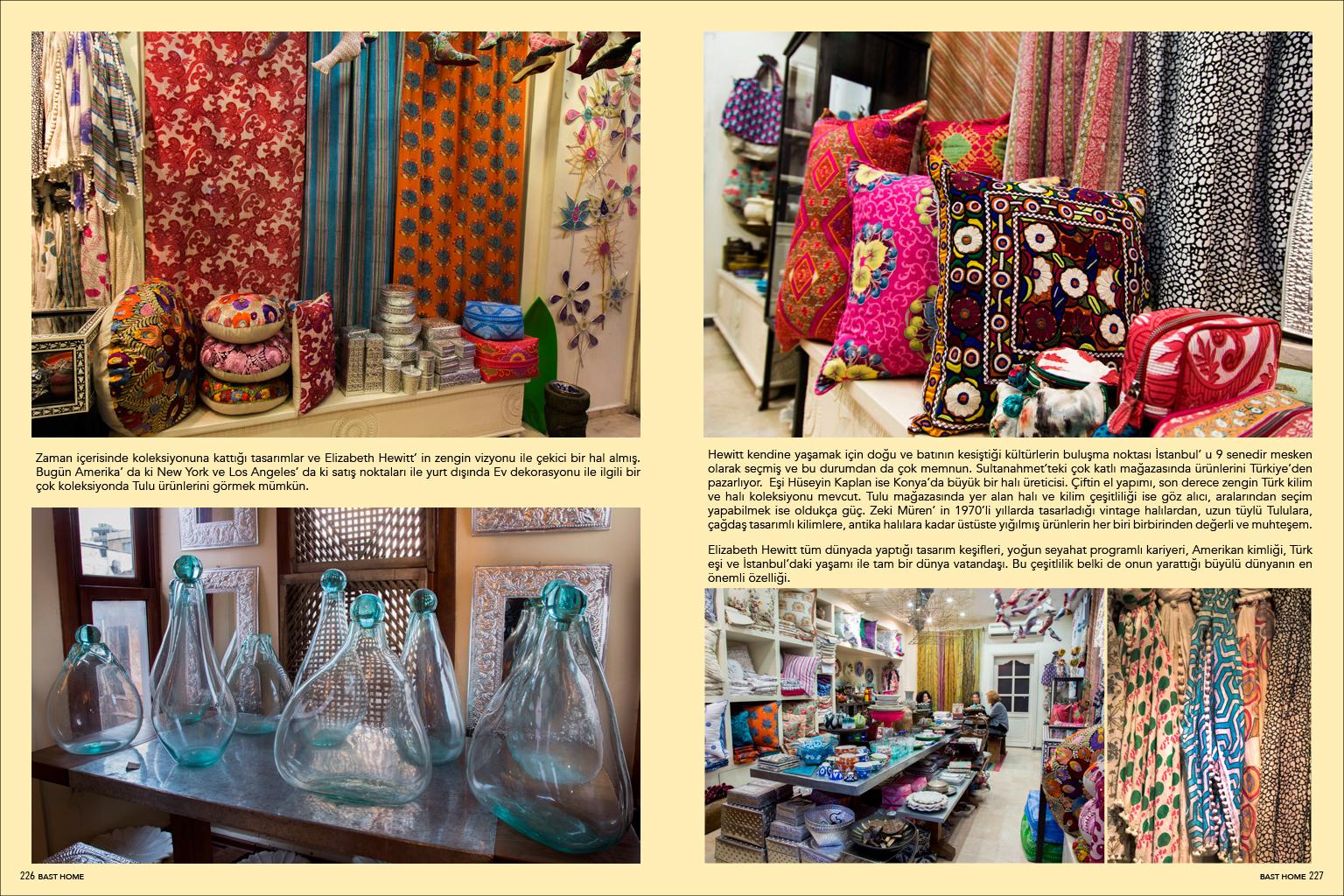 designmixer and Tulu textiles