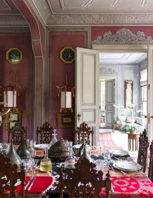 Serdar Gulgun' s Home in İstanbul