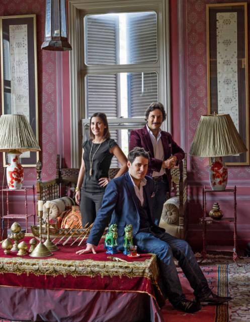 Ottoman-Art-Expert-Serdar-Gulgun' s-Istanbul-home1-designmixer