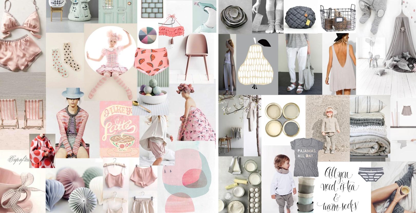 summer mood board designmixer. Black Bedroom Furniture Sets. Home Design Ideas