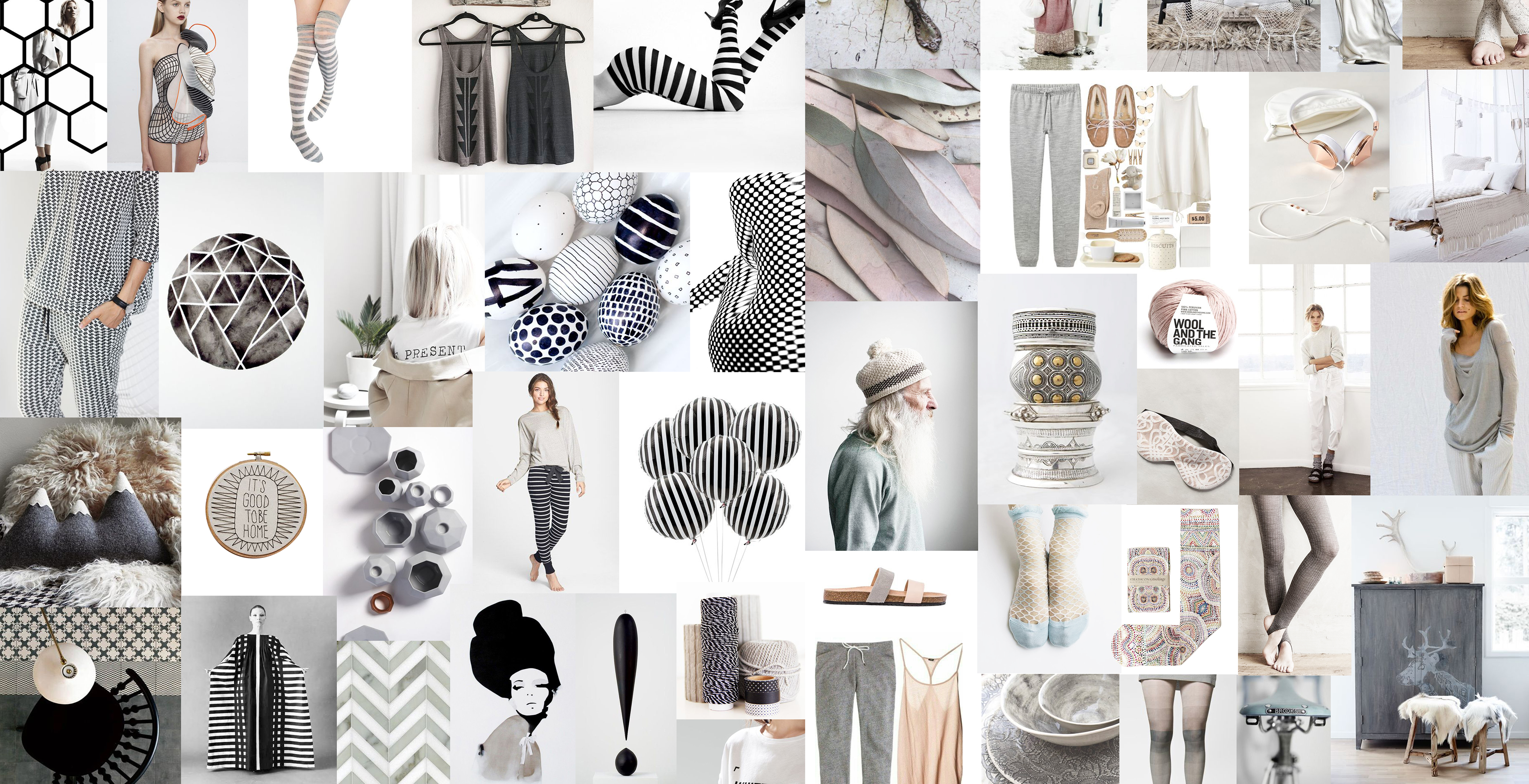 inspiration color mood board or katia and bony designmixer