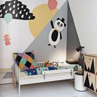 Çocuklar için Eğlenceli Duvarlar
