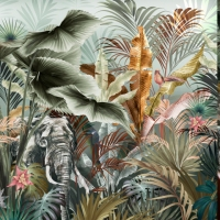 TROPICAL Wallmurals